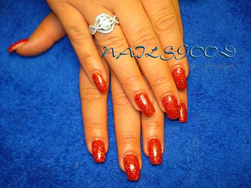 Дизайн ногтей золотистый фото